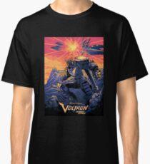 Blue Voltron Classic T-Shirt