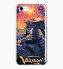 Blue Voltron iPhone Case/Skin