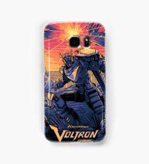 Blue Voltron Samsung Galaxy Case/Skin