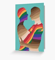 Unconditional Love Greeting Card