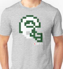NYJ Helmet - Tecmo Bowl Shirt Unisex T-Shirt