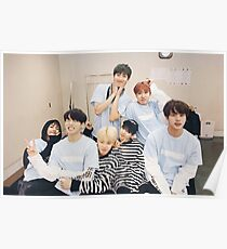 BTS Group v2 Poster