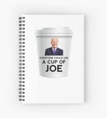 """Lustig """"Jeder könnte eine Tasse Joe nehmen"""" Biden Spiralblock"""