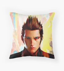 Ignis Scientia Throw Pillow