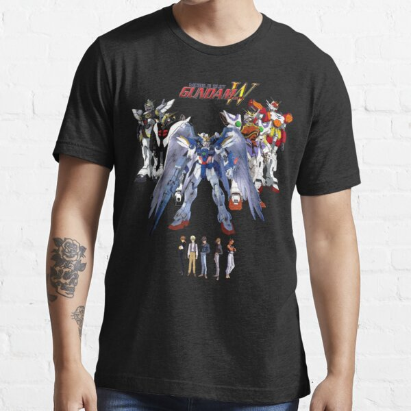 Gundam Wing  Essential T-Shirt