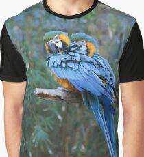 Two Birds Graphic T-Shirt