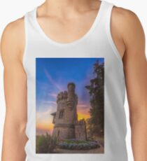 Sunrise At Appley Tower Ryde Tank Top