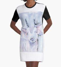 Sweet Hart Graphic T-Shirt Dress