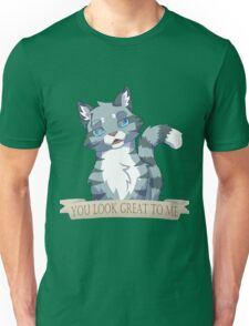 Warrior Cats: Sarcastic Jayfeather Unisex T-Shirt