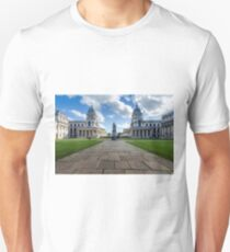 Old Royal Naval College, Greenwich, London T-Shirt