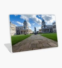Old Royal Naval College, Greenwich, London Laptop Skin