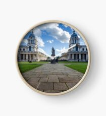 Old Royal Naval College, Greenwich, London Clock