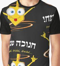 Dreidel, dreidel, dreidel... T shirt Graphic T-Shirt