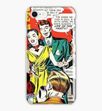 1949 Young Romance 11 cover by Jack Kirby iPhone Case/Skin