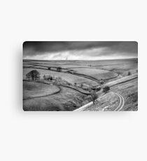 Derbyshire Metal Print