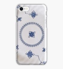 Scandinavian Flower Print iPhone Case/Skin