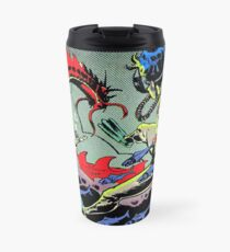 Out of This World 5, 1957 by Ditko Travel Mug