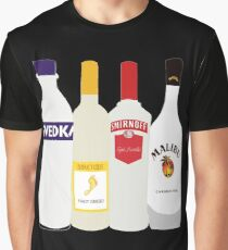 Alc Cartoon Graphic T-Shirt