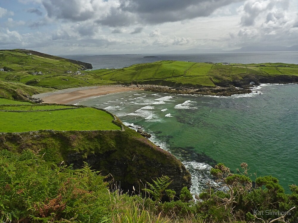 Fintra Bay - Co. Donegal by Kat Simmons