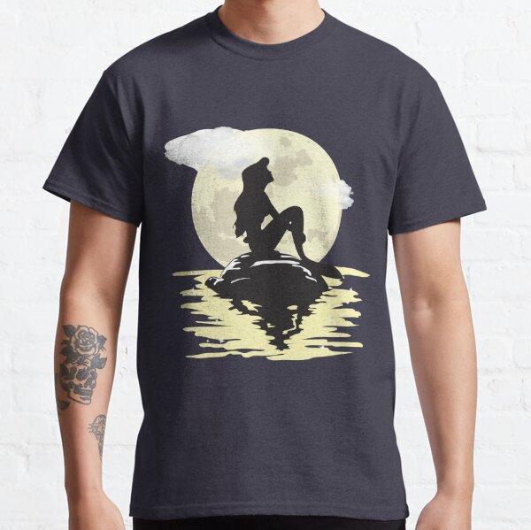Bajo la luz de la luna Camiseta clásica