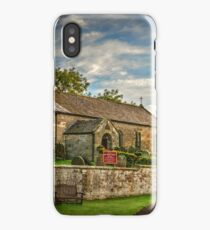 Saint Aidan's Church, Gillamoor. iPhone Case