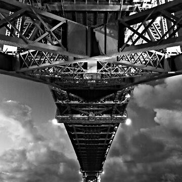 Under The Sydney Harbour Bridge by b01ng