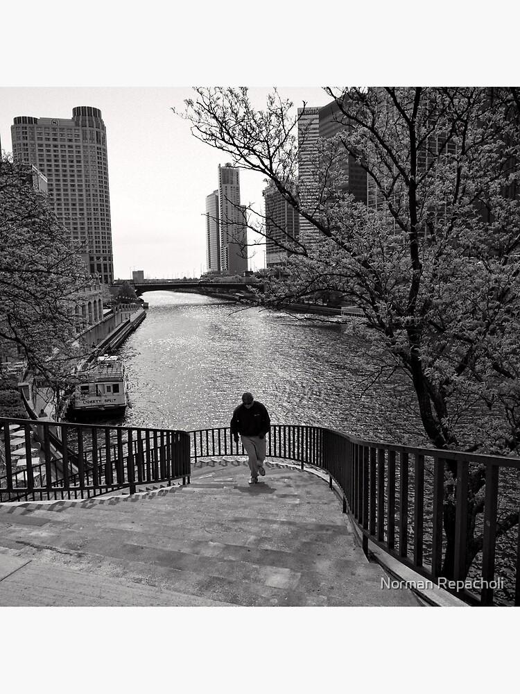 Running Man - Chicago by keystone
