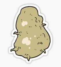 cartoon potato Sticker
