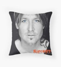 KEITH URBAN KEITH URBAN TOUR 2016 RARAARMADA RA TIGA Throw Pillow
