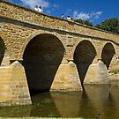 Richmond Bridge, Tasmania by SusanAdey