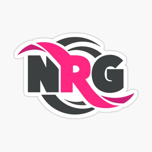 NRG Sticker