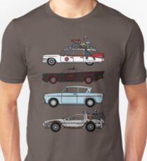 Iconic movie cars T-Shirt