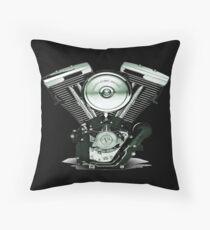 Harley home decor redbubble harley davidson engine throw pillow teraionfo