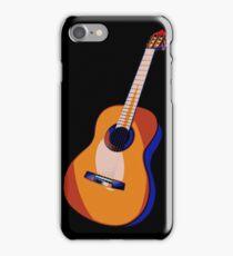 Guitar of Colors iPhone Case/Skin