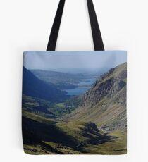 LLanberis Pass Tote Bag