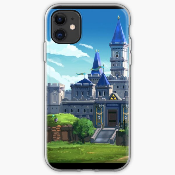 Sneaking into the castle iPhone Soft Case