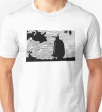 Field Black Unisex T-Shirt