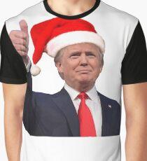 Make ChristmasGreat Again Donald Trump Shirts Graphic T-Shirt