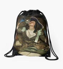 Air is not enough Drawstring Bag