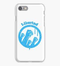 Libertad iPhone Case/Skin