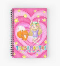 TRUSEMARTHE + MIKKELINE Spiral Notebook