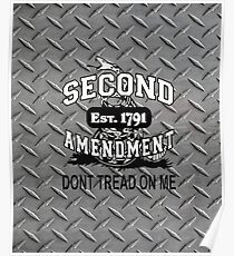 Gadsden Flag We The People Don't Tread On Me Shirt, Cases, Stickers, Pillow, Posters, Cards Poster