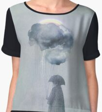 The Cloud Seller Women's Chiffon Top