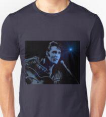 The KING Rocks On Unisex T-Shirt