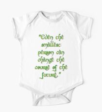 Even the smallest person One Piece - Short Sleeve