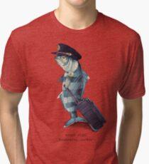 The Pilot Tri-blend T-Shirt