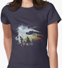 Final Fantasy XV - The Squad Women's Fitted T-Shirt