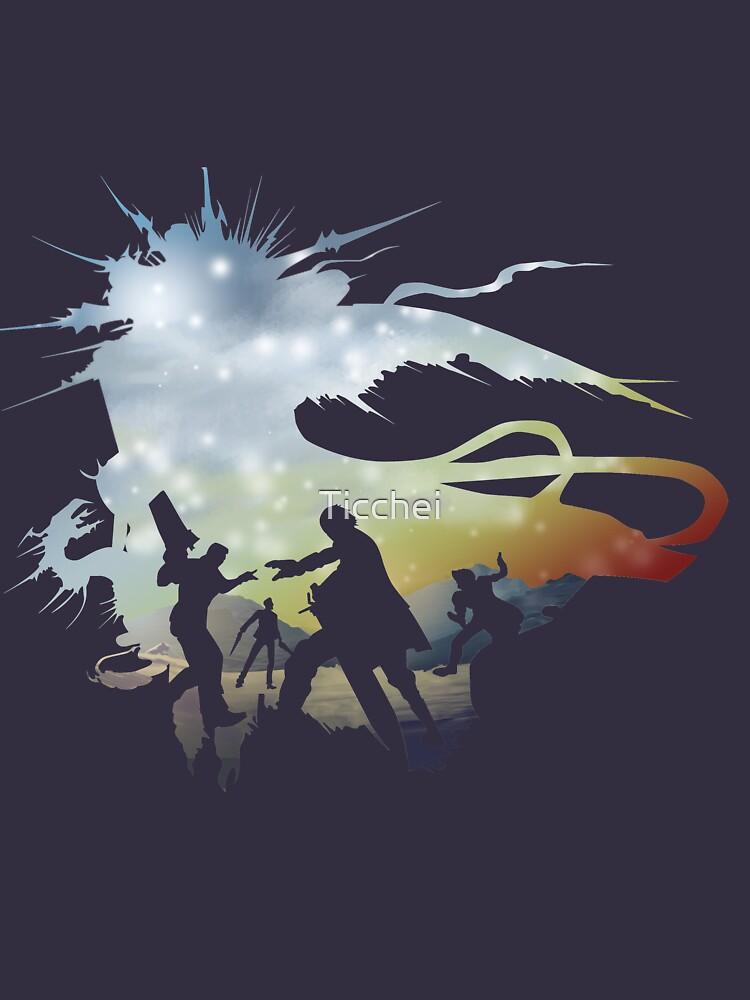 Final Fantasy XV - The Squad | Unisex T-Shirt