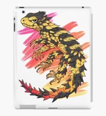 Smaug giganteus- red N yellow iPad Case/Skin