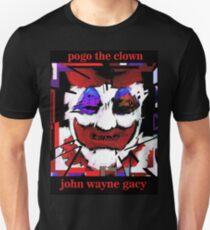John Wayne Gacy Art T-Shirt